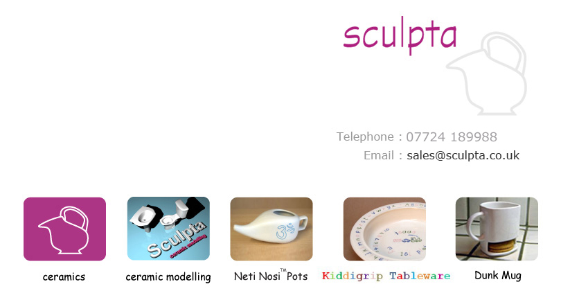 Sculpta Ceramics